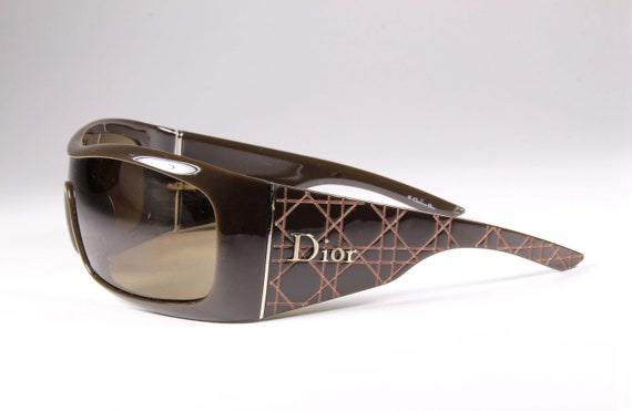 CHRISTIAN DIOR Vintage 2000's Sunglasses DIOR Can… - image 1