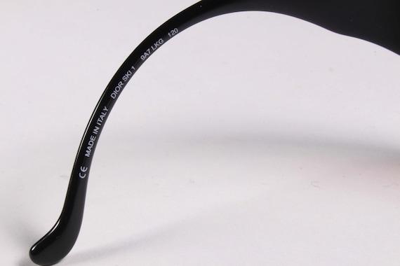CHRISTIAN DIOR Vintage 2000's Ski Sunglasses - image 8