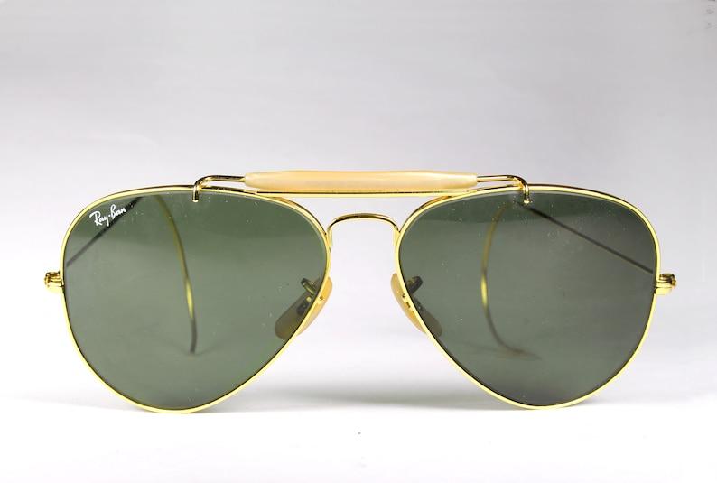 efb2a81a27 RAY BAN Vintage lunettes de soleil aviateur des années 90 | Etsy