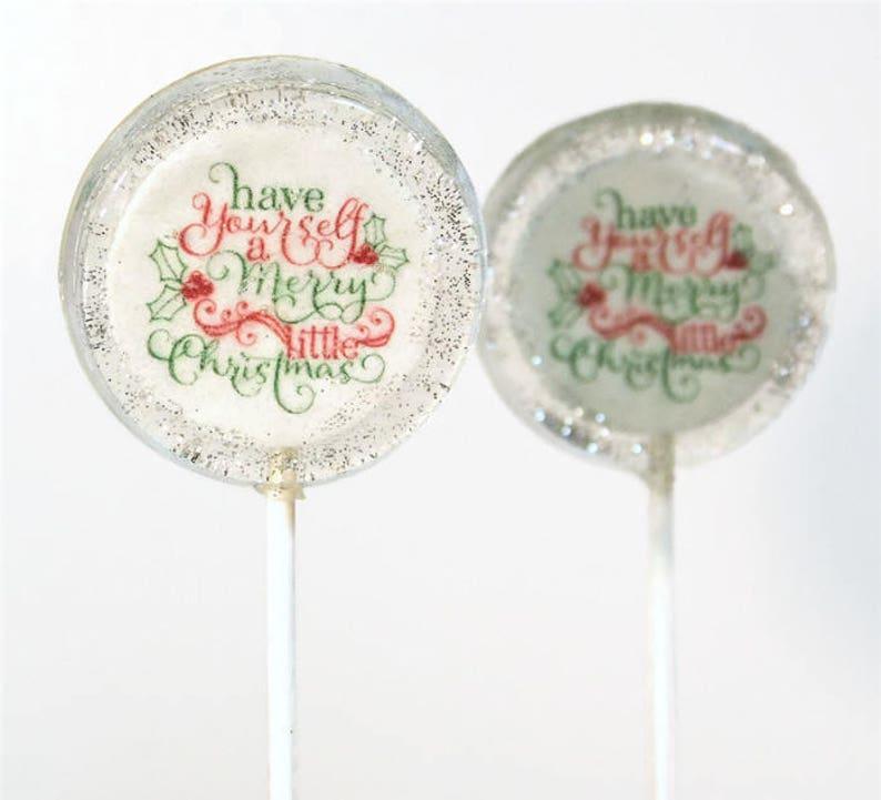 Party Weihnachtslieder.Weihnachtsfeier Gefallen Lollipops Weihnachtslieder Party Gefälligkeiten 6 Essbare Bild Lutscher Weihnachten Gefälligkeiten Lollipops Winter