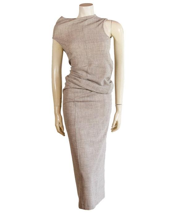 Vintage 1997 Comme des Garcons Lump & Bump Dress - image 1