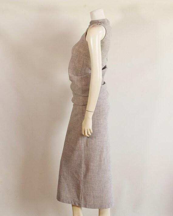 Vintage 1997 Comme des Garcons Lump & Bump Dress - image 4
