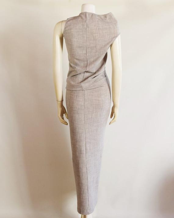 Vintage 1997 Comme des Garcons Lump & Bump Dress - image 6