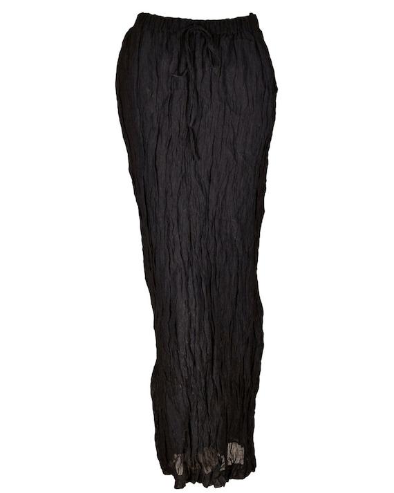 Vintage Paul Costelloe Metallic Full Evening Skirt