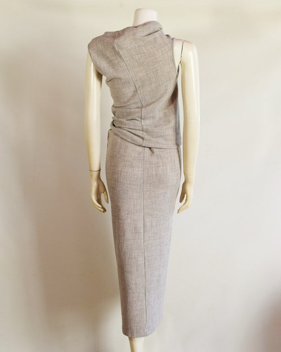 Vintage 1997 Comme des Garcons Lump & Bump Dress - image 7