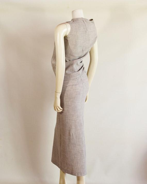 Vintage 1997 Comme des Garcons Lump & Bump Dress - image 5