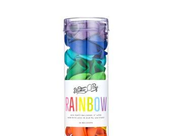 Rainbow Mini Balloons