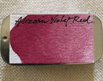 Velvet Magenta Watercolor