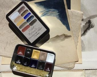 EMA Retouch Handmade Watercolor Set
