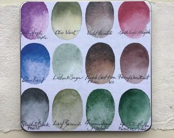 The EMA Watercolor Tin
