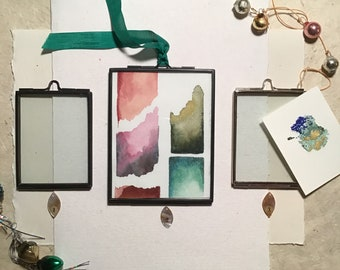 Wire Frames for Small Art