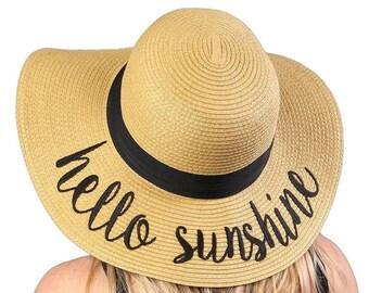 ed19761f479 Hello Sunshine sun hat