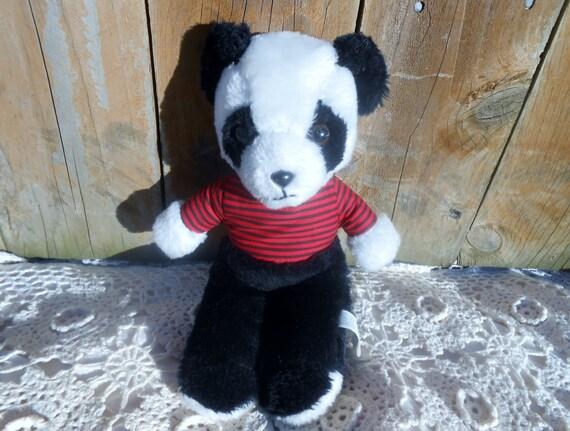 e255515f1a7680 vintage stuffed elephant interpur stuffed animals plush etsy best ...
