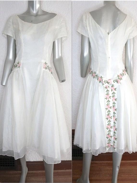 Vintage Emma Domb Party Dress