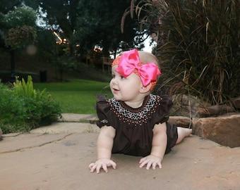 Basic Boutique Bow/Boutique Bow/Twisted Boutique Bow/OTT Boutique Bow/Baby Bows/Infant Headband/Baby Headband/Toddler Headband/Girl Headband