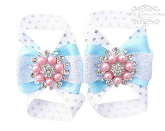 Baby Barefoot Sandals/Newborn Sandals/Baby Shoes/Photo Prop/Baptism Barefoot Sandals/Baby Shower Gift/Wedding/Flower Girl