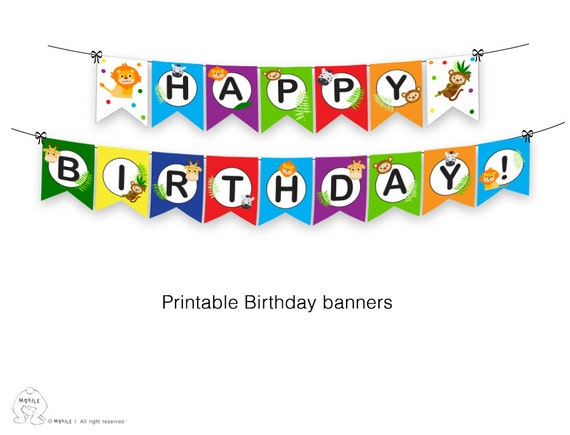 graphic relating to Printable Happy Birthday Banners identify Printable Content Birthday Banner-Rainbow Birthday Social gathering Banner-Fast Obtain-Pleased Birthday Banner, Decor,Immediate Obtain (24 Flags)