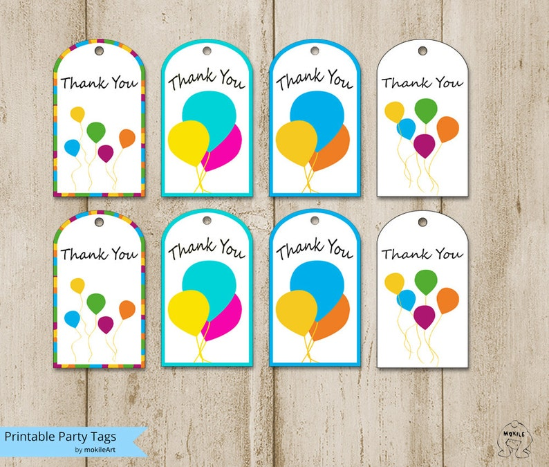 photograph about Birthday Tag Printable identify birthday tags-printable thank by yourself tags templates,printable thank yourself tags for birthdays-- Celebration card,choose tags, bash products