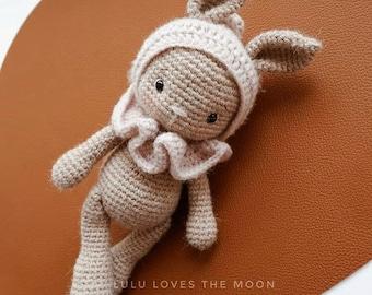Crochet kit crochet set Peaches crochet