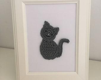 Image 'Cat' crochet