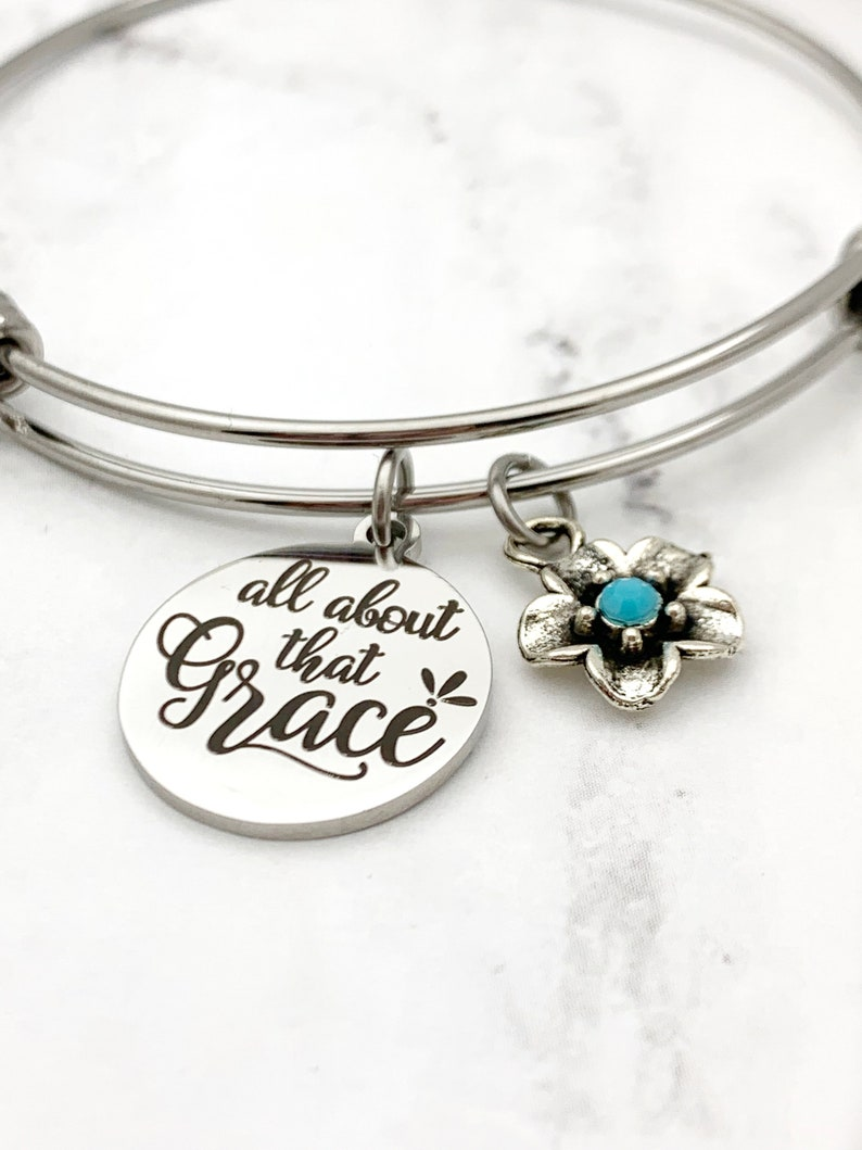All about that Grace Bangle Bracelet Grace bracelet image 0