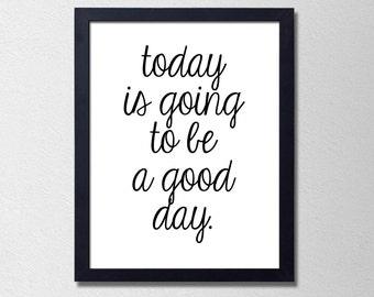 Good Life Quote Etsy
