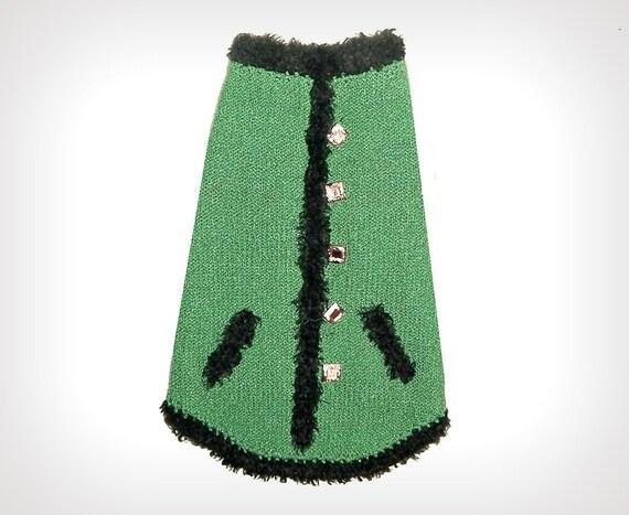 Vêtements pour chiens, pull pour chiens / Couture tricot pull chien-«Veste»