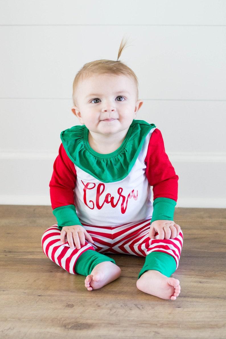 445cf0bba Christmas Pajamas Holiday Pajamas Christmas PJs Christmas