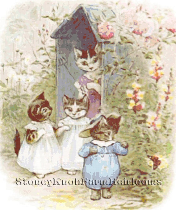 Download The Tale Of Tom Kitten By Beatrix Potter
