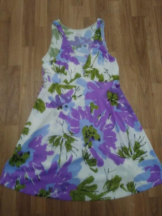 Vera Neumann for Formfit Rogers Nightie Dress