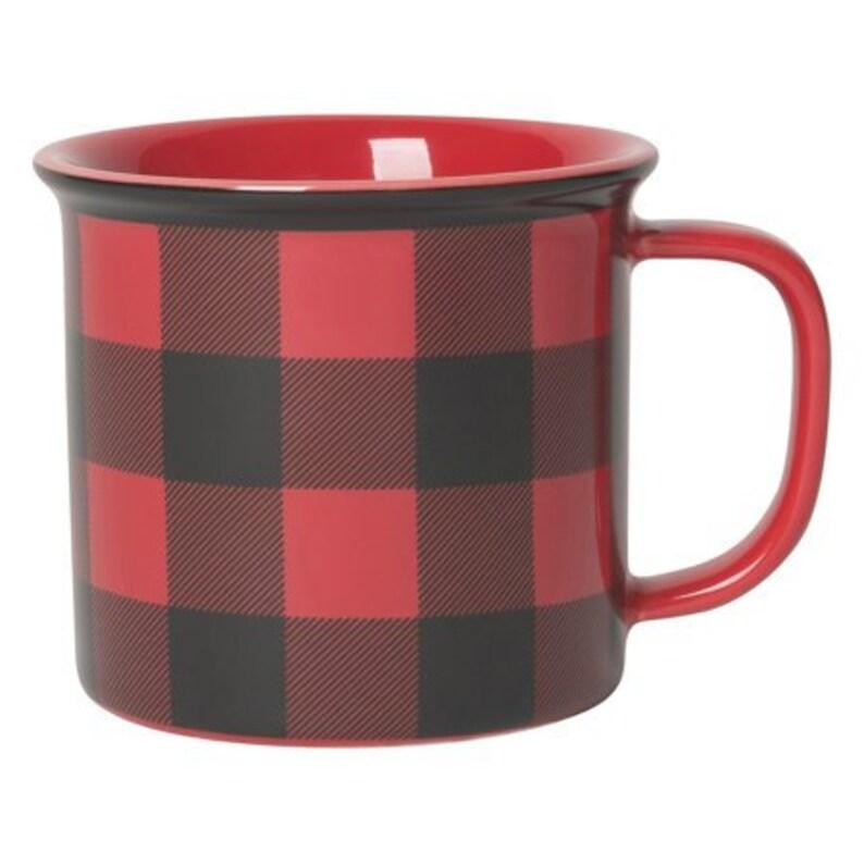 Buffalo Check Heritage Mug image 0