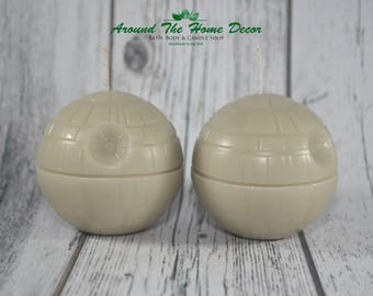 That's no moon... All Natural Soy Candle