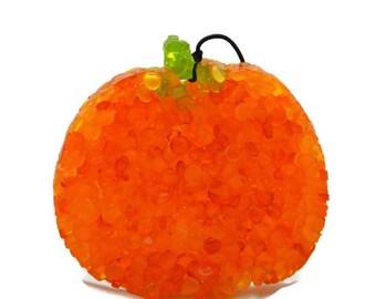 Pumpkin Shaped Aroma Bead Air Freshener in Pumpkin Pie Fragrance