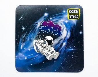 Brooch Astronaut