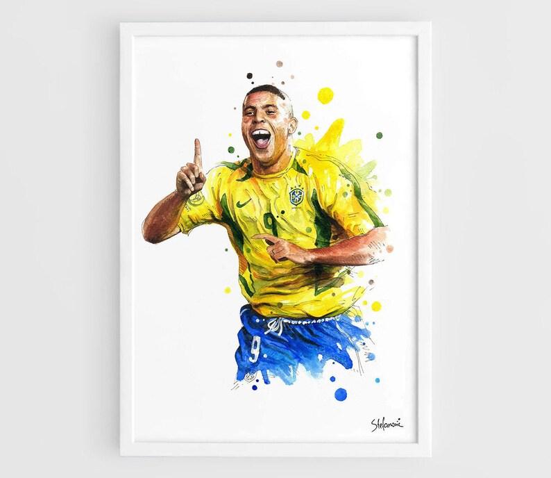 454b7f6d11a Ronaldo Brazil national football team World Cup 2002 Wall
