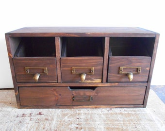 Apothecary cabinet   Etsy