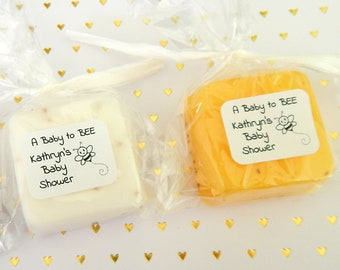 Soap Baby to Bee Baby Shower Favors Meant to Bee Bridal Shower Favors Honey Bee Birthday Party Favor Bumble Bee Wedding Favor Cute As Can Be