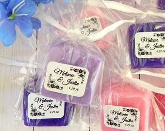 Soap Spring Wedding Favors Ideas Mini Soap Favors Spring Bridal Shower Favors Spring Baby Shower Favors Floral Favors Personalized Favors