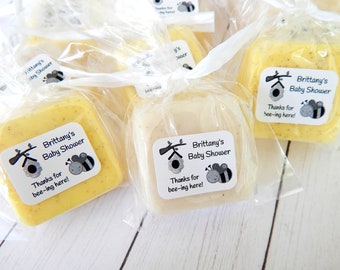 Soap Cute as Can Bee Theme Baby Shower Favors Beehive Meant to Bee Bridal Shower Favors Bumble Bee Birthday Party Favor Wedding Favor Cute