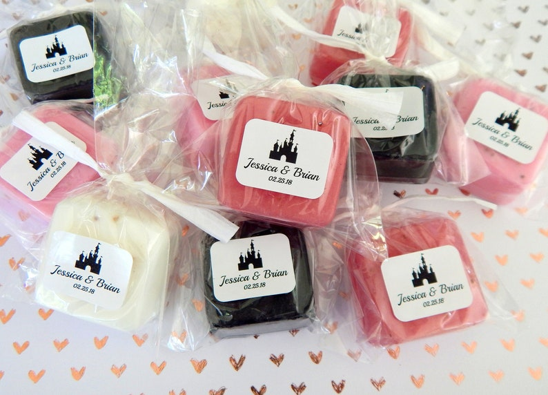 Fairytale Wedding  Disney Wedding Favor Ideas  Soap  Disney image 0