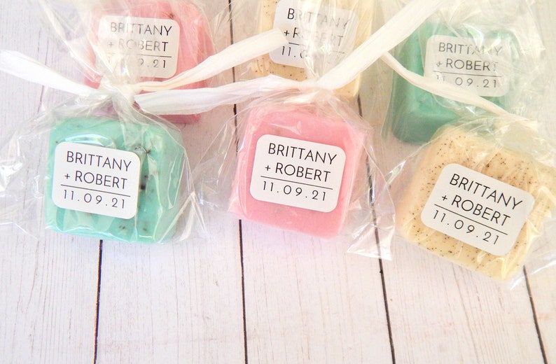 Small Gifts For Wedding Guests: Wedding Gift For Guests Guest Soap Favors Wedding Favor