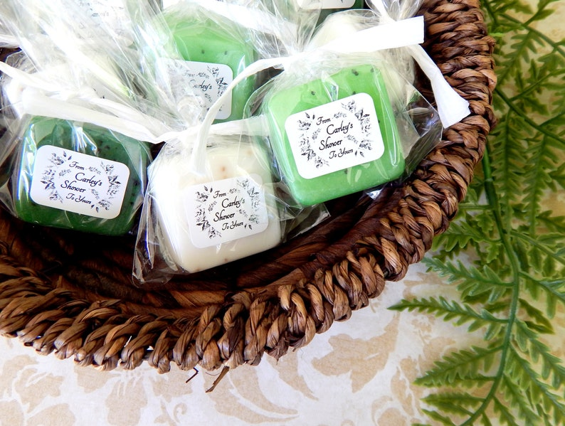 Custom My Shower to Yours Botanical Shower Favors Guest image 0