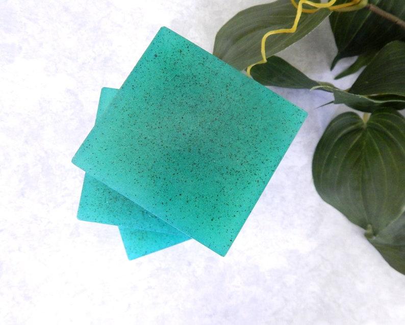 BAMBOO LOTUS Soap Ocean Soap Ocean Scented Bar Soap image 0