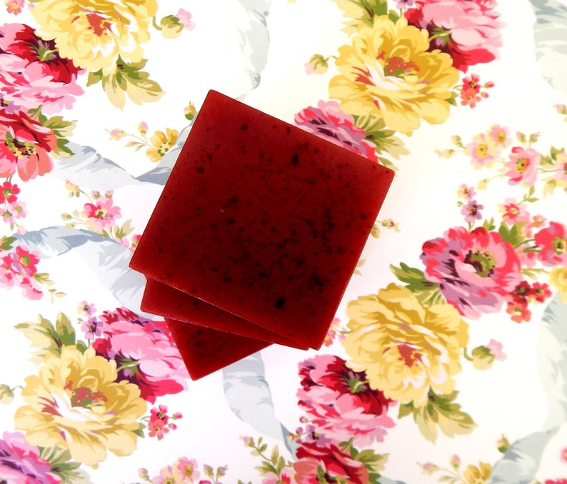 RUBY GRAPEFRUIT Soap  Fruit Scented Soap for Women  image 0