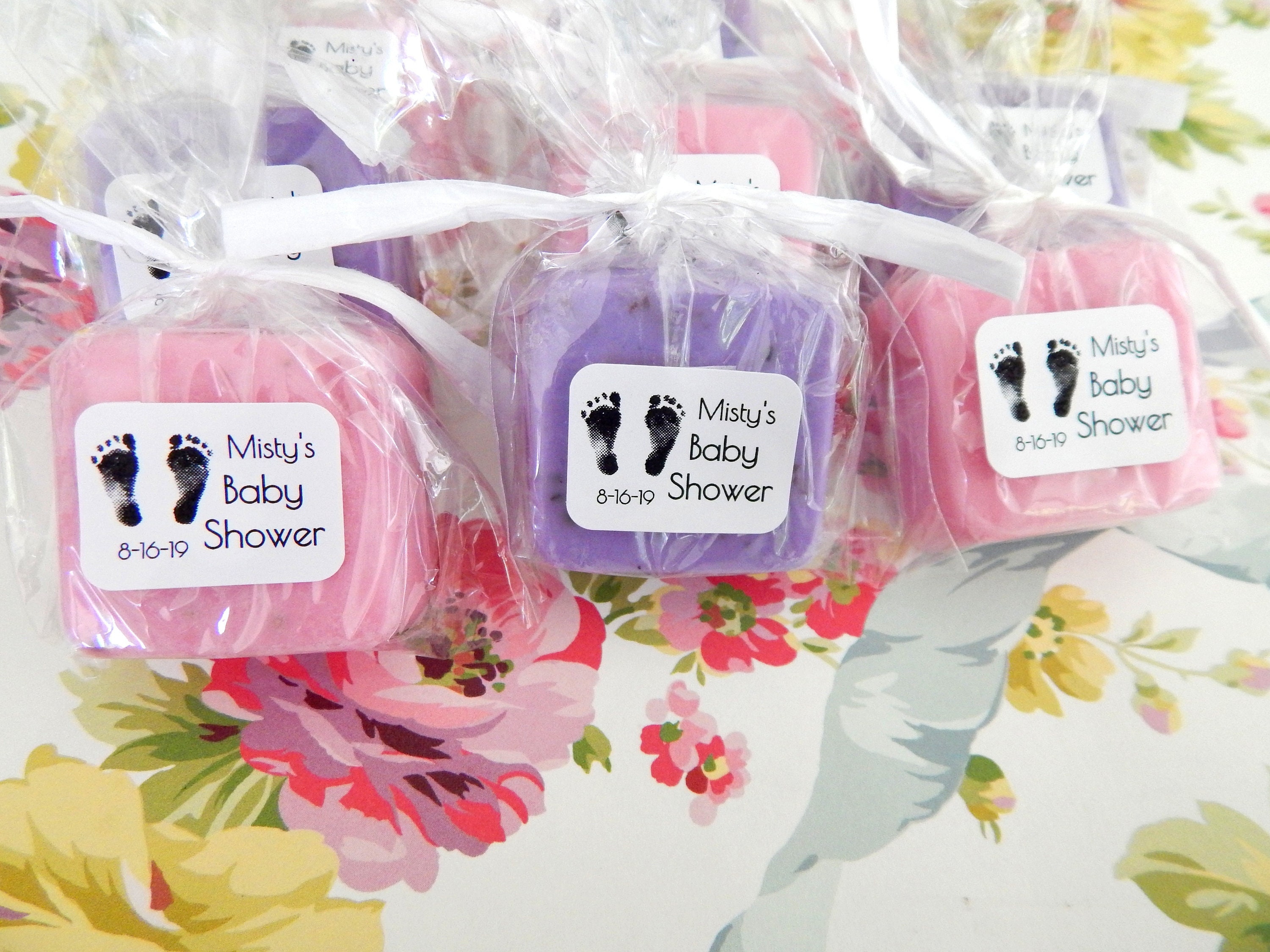 Baby Reveal Favors Baby Shower Favors Girl Soap Party Favor
