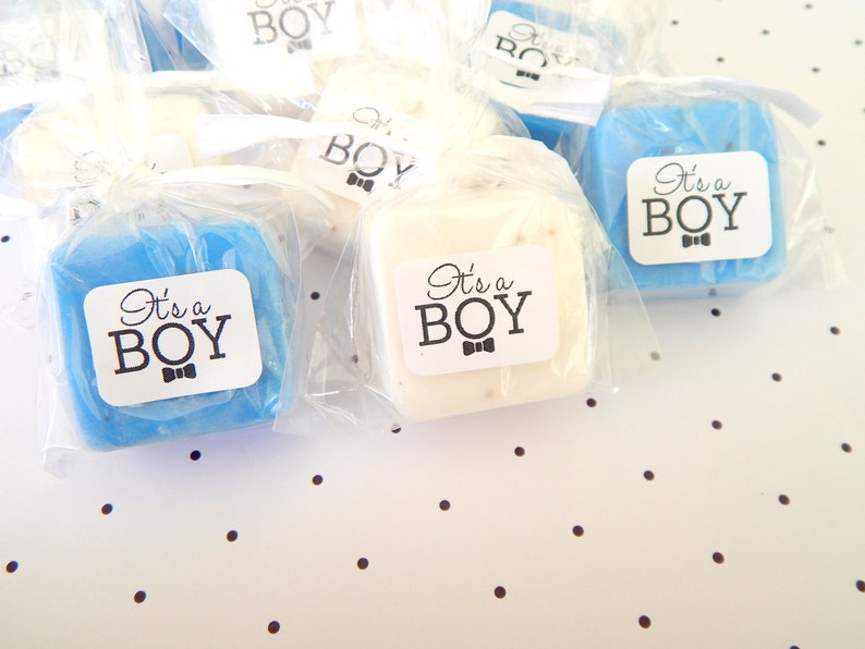 Its a Boy Baby Shower Soap Favors Baby Shower Favor Soaps image 0