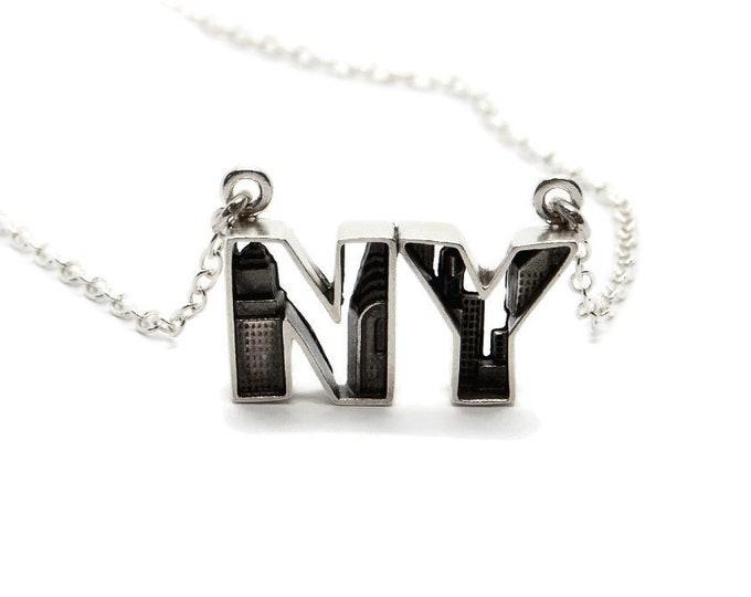 New York Pendant Nightlife City