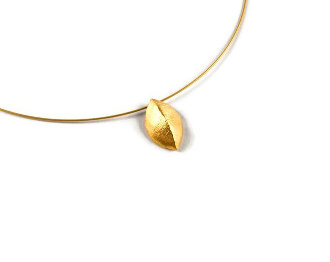 Autumn Leaf Pendant