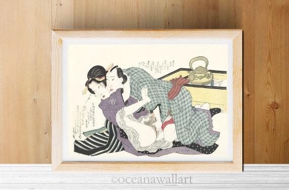 Japoński seks weselny