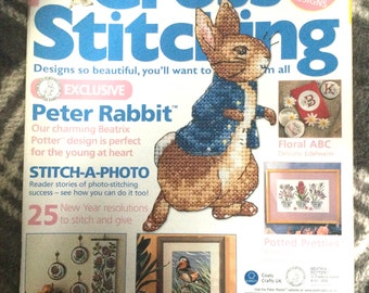 The World of Cross Stitching magazine various issues